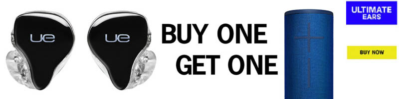 UE Buy One Get One Offer
